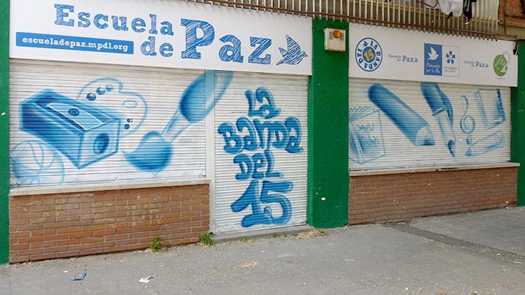 Nace la Escuela de Paz para menores madrileños